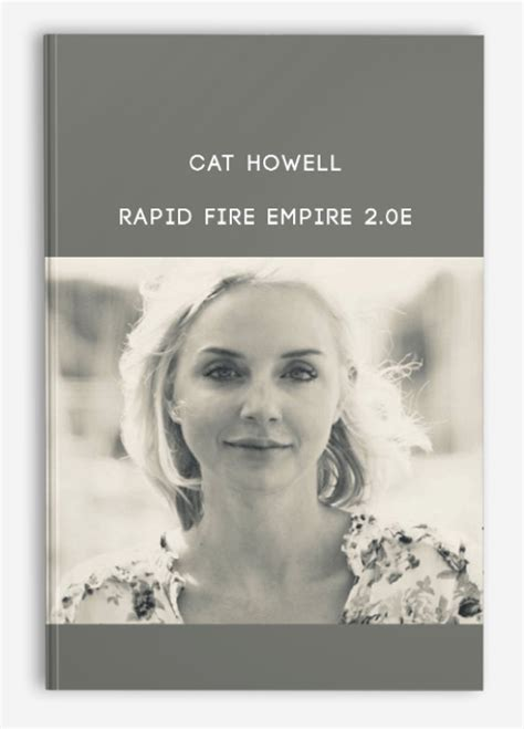 Cat Howell – Rapid Fire Empire