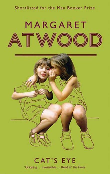 Cat S Eye By Margaret Atwood 1 Jan 2009 Paperback