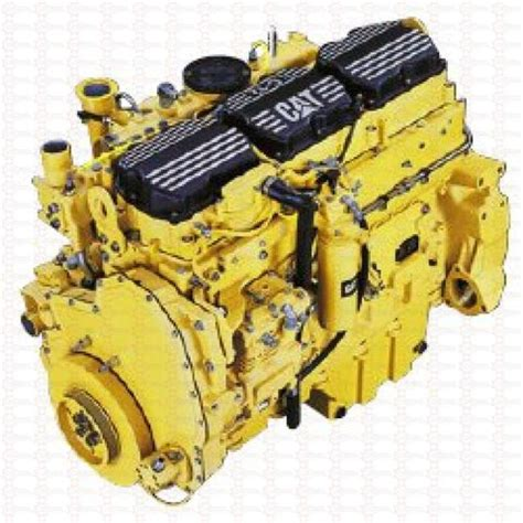 Caterpillar C12 Engine Repair Manual