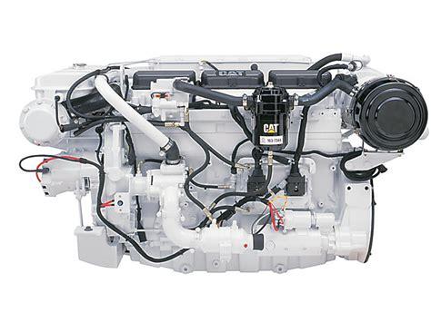 Caterpillar C12 Marine Engine Manual