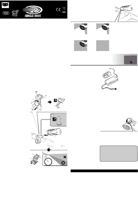 Cateye El600rc User Guide