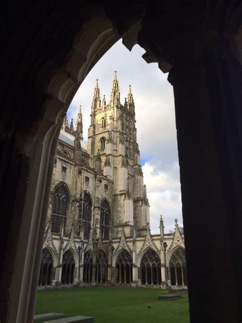 Cathedrale De Canterbury Premier Jour Coque 1969