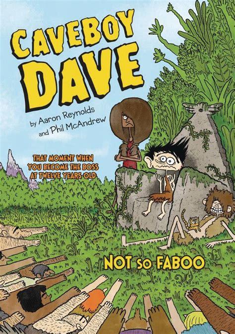 Caveboy Dave Not So Faboo