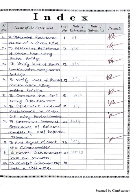 Cbse Class 12 Physics Practical Manual