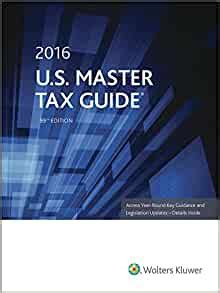 Cch 2016 Master Tax Guide China