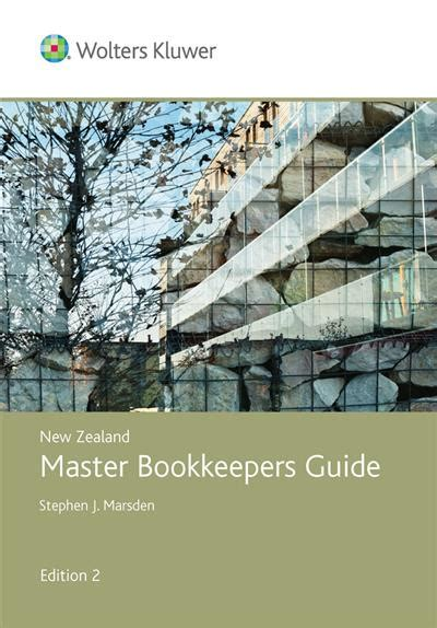 Cch Master Bookkeepers Guide