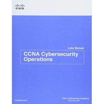 Ccna Cybersecurity Operations Lab Manual Lab Companion