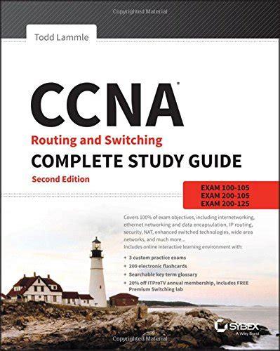 Ccna Study Guide 2016