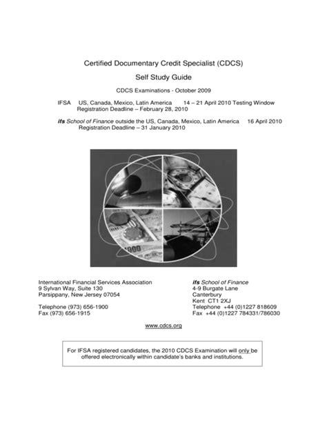 Cdcs Study Guide 2016