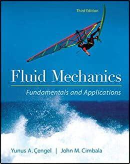 Cengel And Cimbala Fluid Mechanics Solution Manual