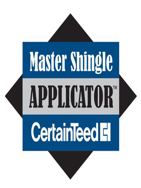Certainteed Master Shingle Applicator Manual