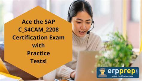 Certification C_S4CAM_1911 Exam