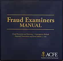 Certified Fraud Manual