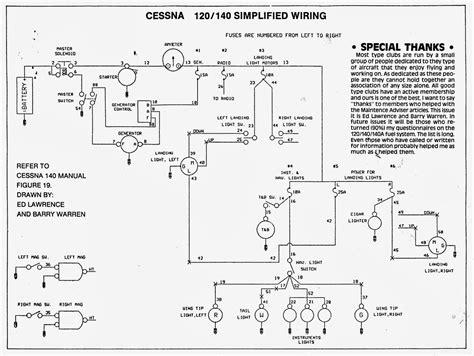 Cessna 172n Wiring Diagram