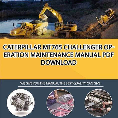 Challenger Mt765 Repair Manuals