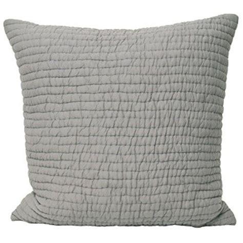Chalon Grey Cushion Cushion Case Only