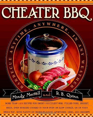 Cheater Bbq Barbecue Anytime