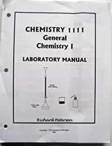 Chem 1111 Lab Manual