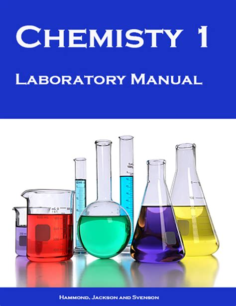 Chem 133 Lab Manual
