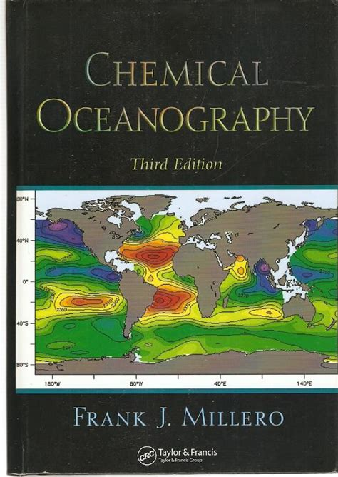 Chemical Oceanography English Edition