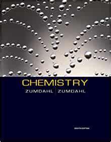 Chemistry 8th Edition Zumdahl Solution Manual