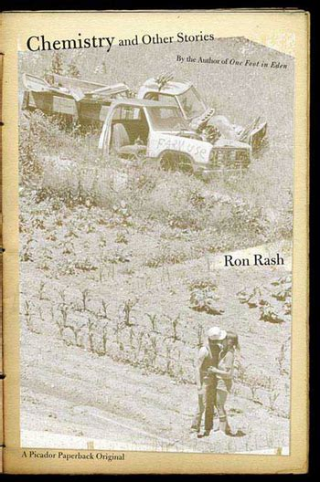 Chemistry And Other Stories By Ron Rash 2007 04 17