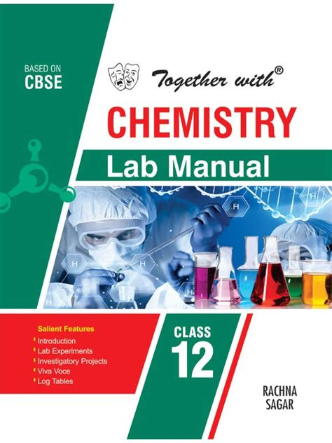 Chemistry Lab Manual Class 12 State Board