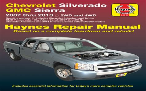 Chevrolet Avalanche Owners Manual