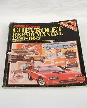 Chevrolet Beat Workshop Manual