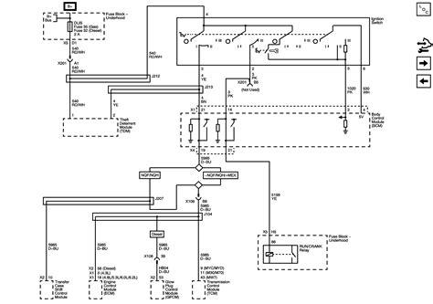 Chevrolet Silverado Wiring Diagram