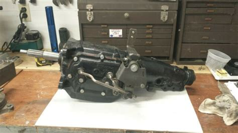 Chevy 4 Speed Manual Transmission Gear Ratio