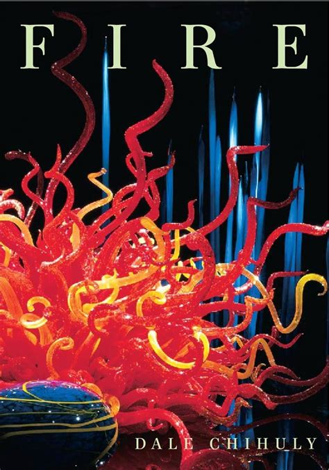 Chihuly On Fire Postcard Book