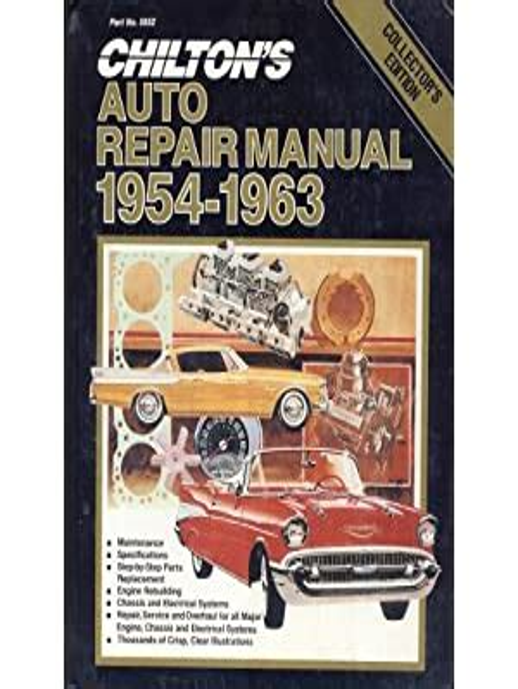 Chilton Automotive Repair Manuals