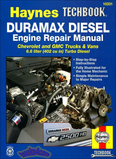 Chilton Diesel Repair Manual Chevrolet Silverado
