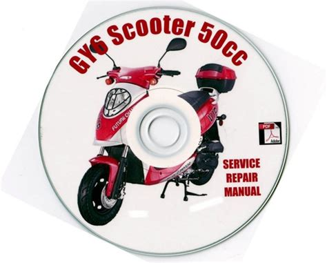 Chinese Gy6 Scooter Repair Manual