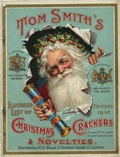 Christmas Crackers By Peter Kimpton 2015 11 25