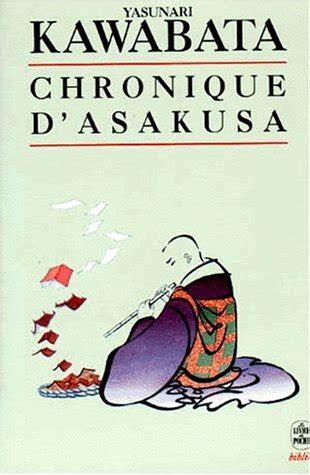 Chronique D Asakusa