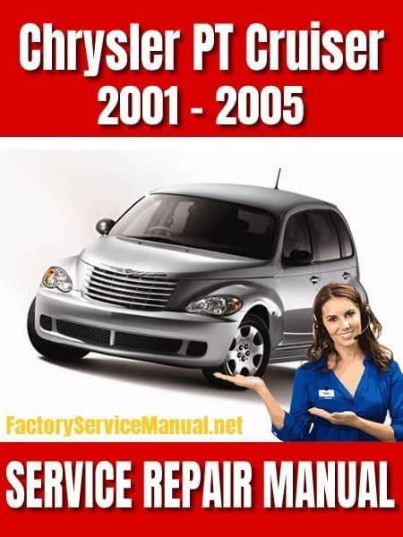 Chrysler Pt Cruiser 2001 Service Repair Workshop Manual