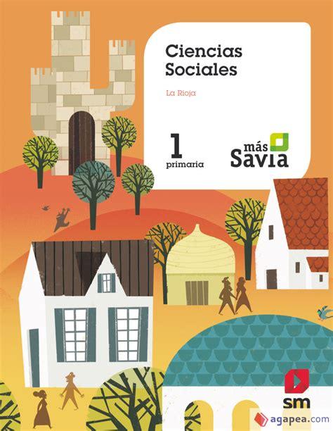 Ciencias Sociais 1 Primaria Mas Savia Xerme