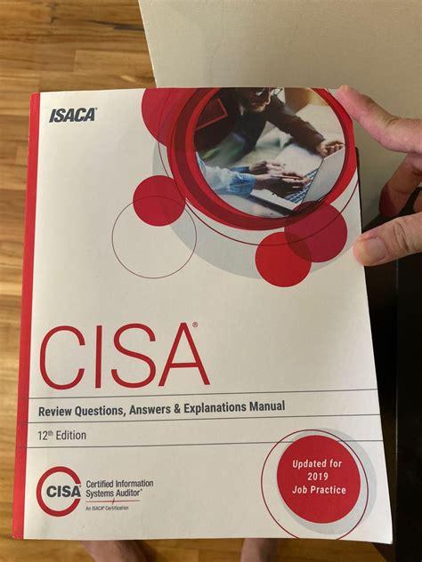 Cisa Review Qae Manual 2016