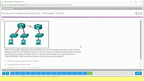 Cisco Networking Academy Chapter 7 Answers
