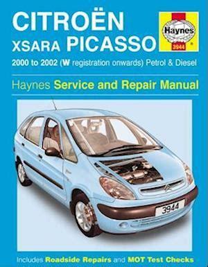 Citroen Xsara Service And Repair Manual Ebook
