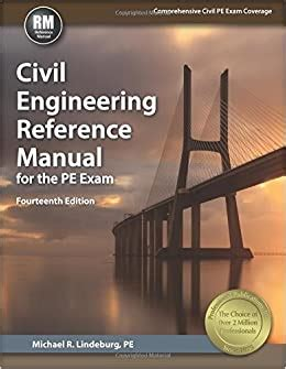 Civil Engineering Reference Manual For The Pe Exam 12th Edition
