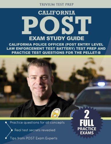 Civil Service Law Enforcement Study Guide California