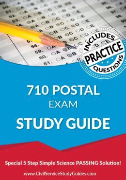Civil Service Postal Exam Study Guide