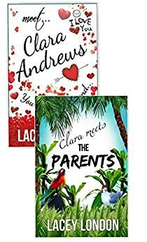Clara Andrews Starter Pack The First Two Novels In The Hilarious Smash Hit Series English Edition