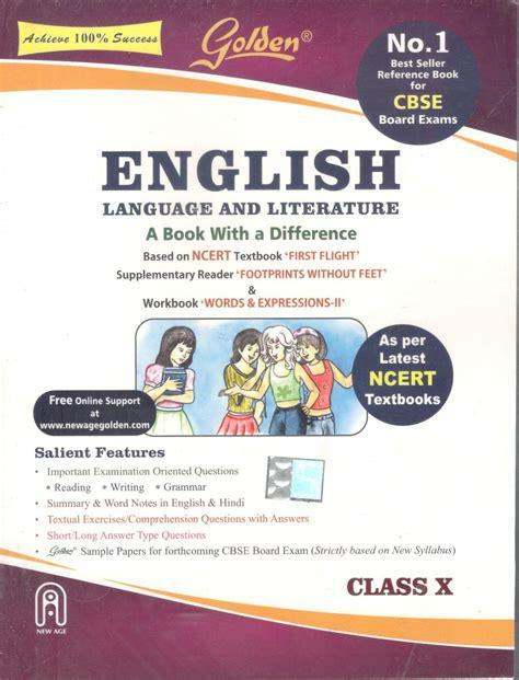 Class 10 English Guide 2013