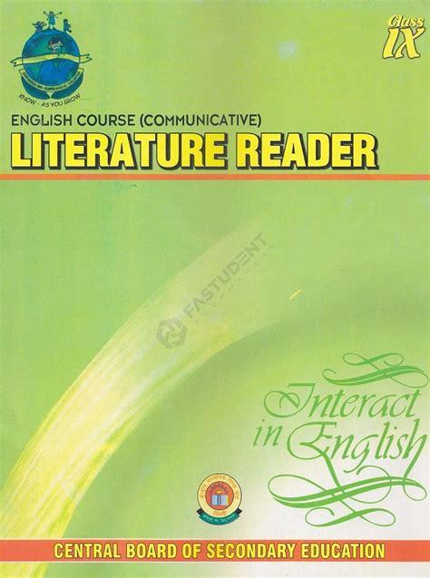 Class9th English Literature Guide