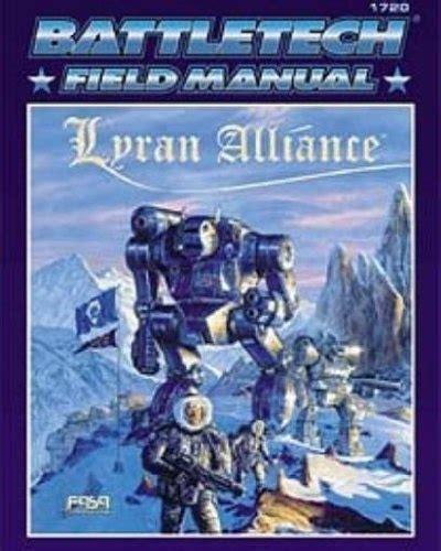 Classic Battletech Field Manual Lyran Alliance Fas1720