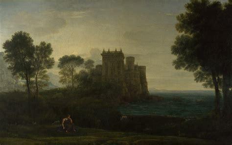 Claude Lorrain The Enchanted Landscape